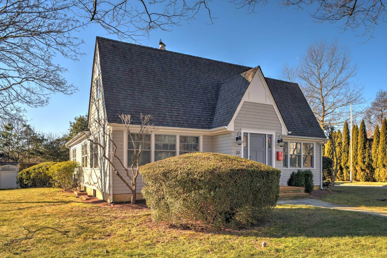 23. Single Family Home at Tree Lined Village Lane East Hampton, NY 11937