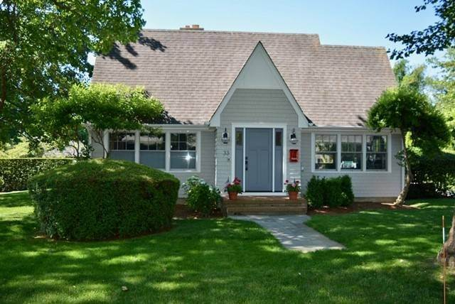 Single Family Home at Tree Lined Village Lane East Hampton, NY 11937