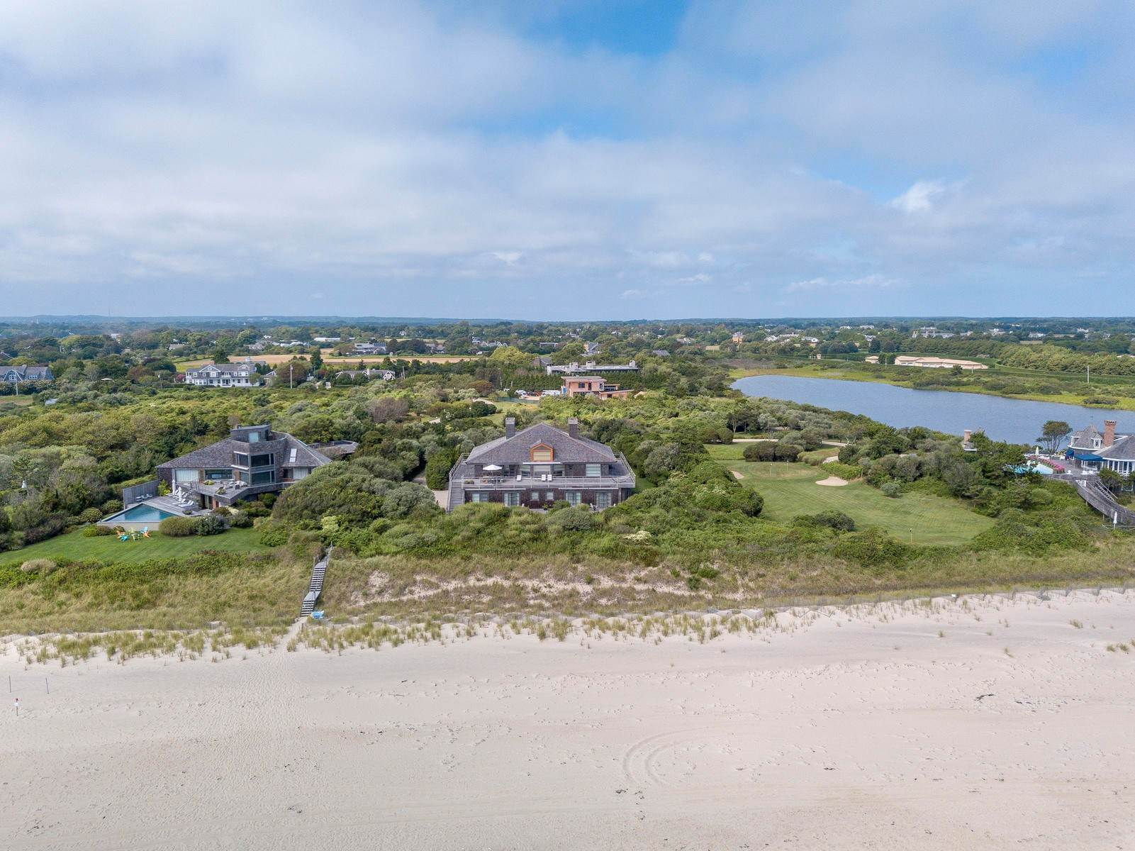 9. Single Family Home at Sagaponack Coveted Oceanfront Sagaponack Village, NY 11962