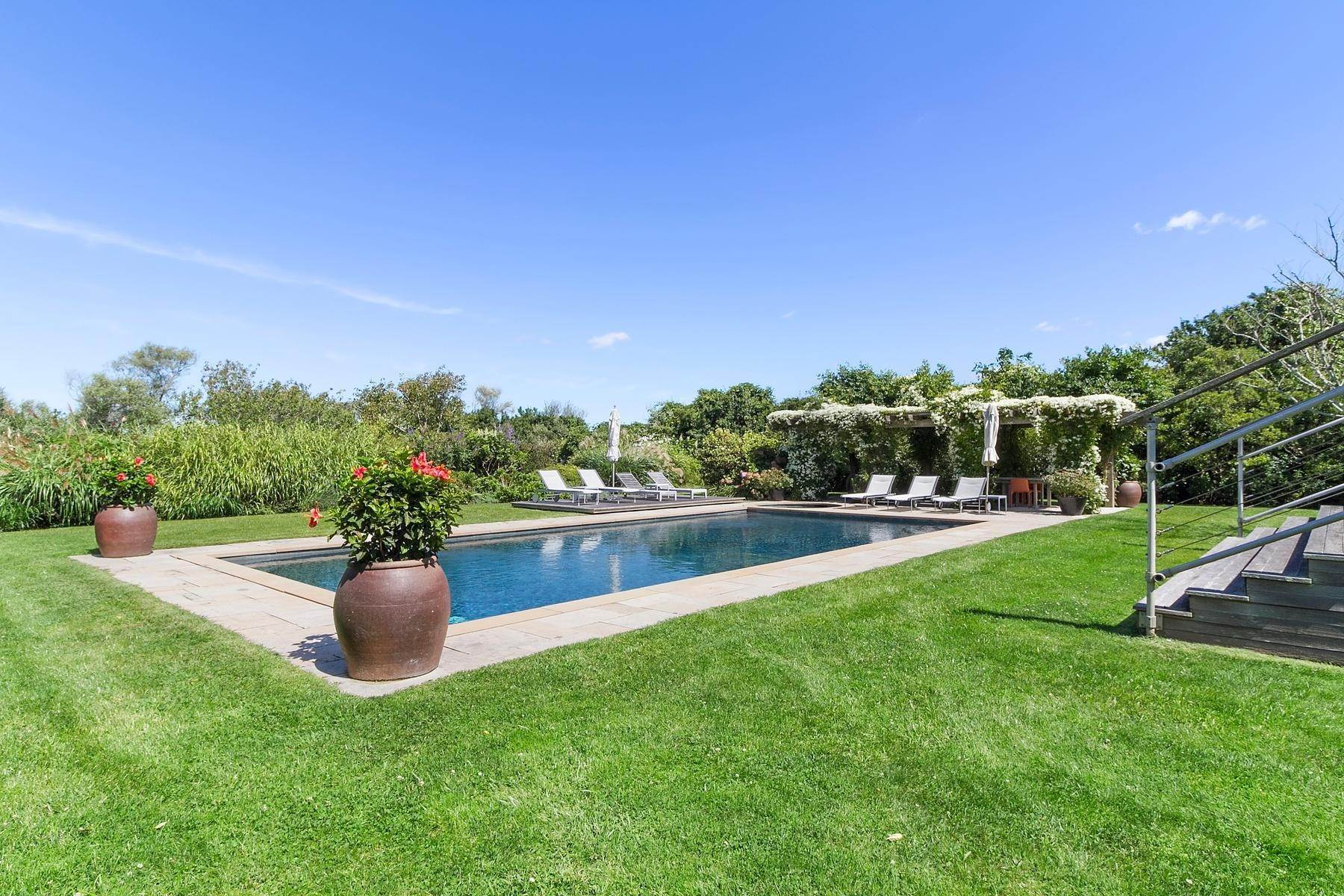 14. Single Family Home at Sagaponack Coveted Oceanfront Sagaponack Village, NY 11962