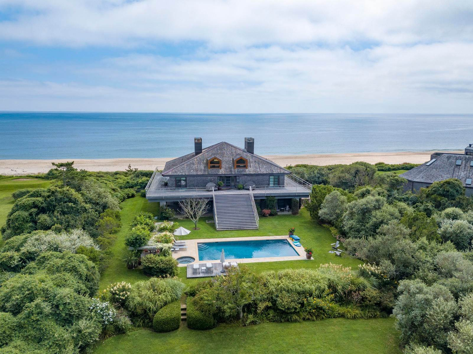 13. Single Family Home at Sagaponack Coveted Oceanfront Sagaponack Village, NY 11962
