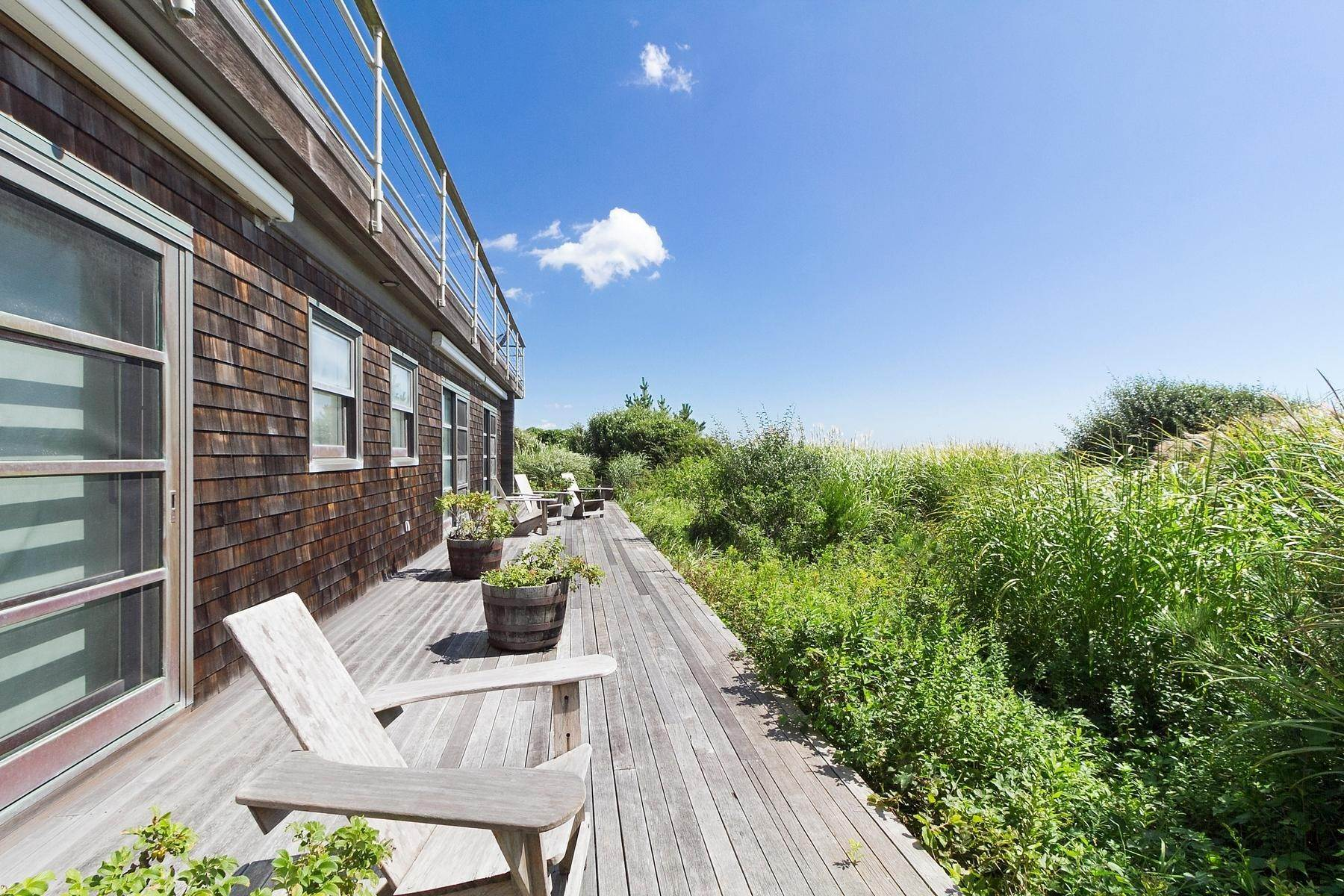 11. Single Family Home at Sagaponack Coveted Oceanfront Sagaponack Village, NY 11962