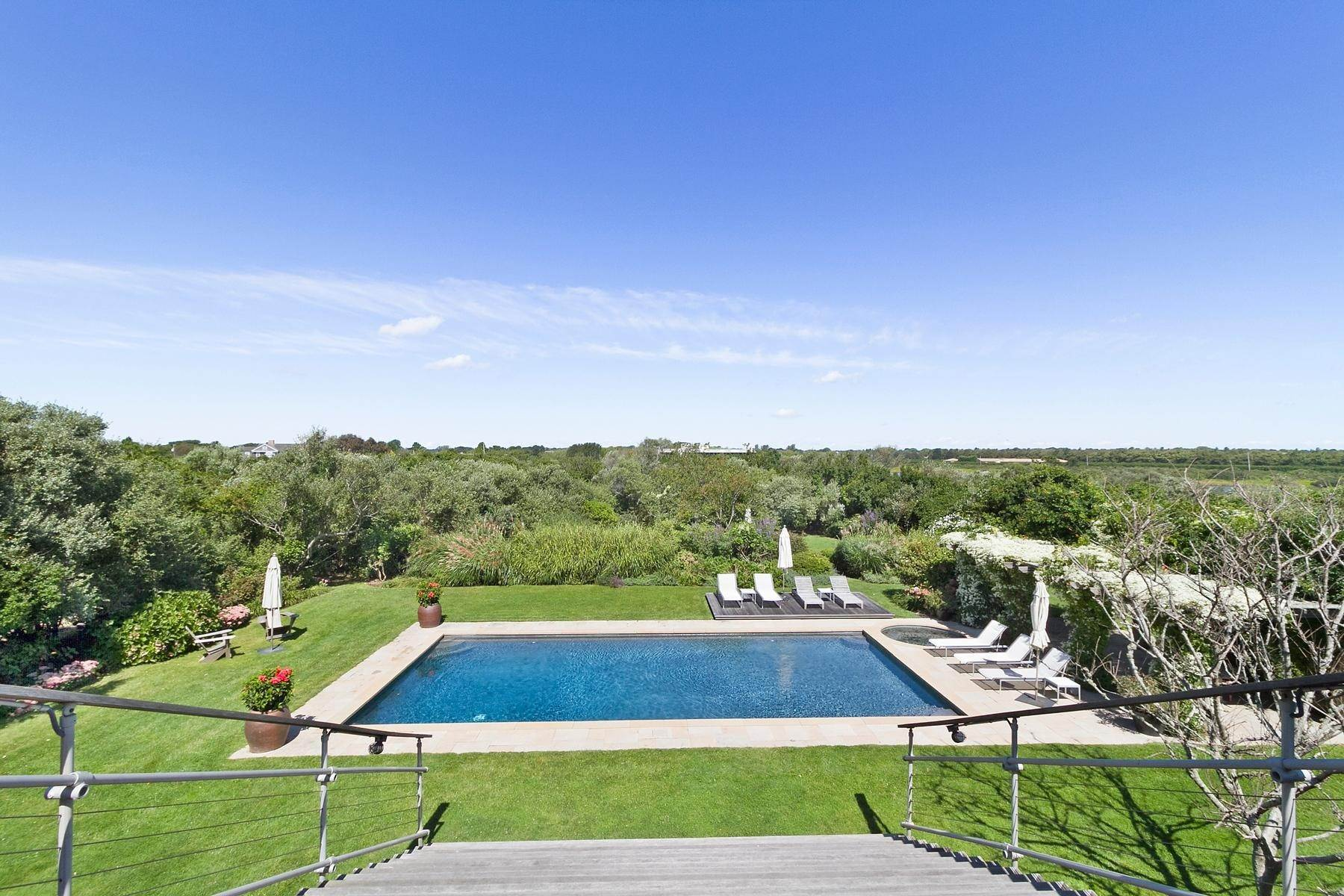8. Single Family Home at Sagaponack Coveted Oceanfront Sagaponack Village, NY 11962
