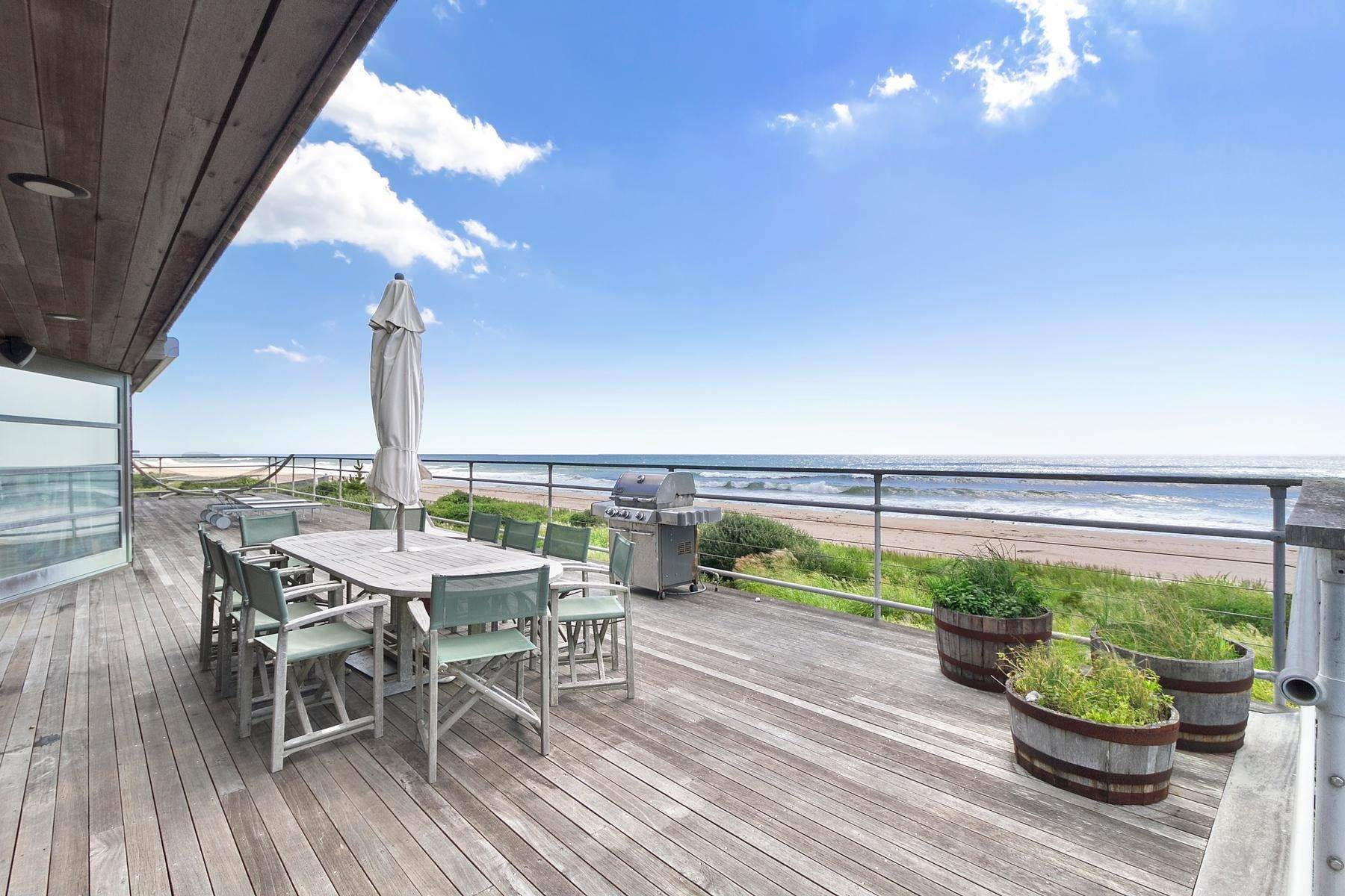 3. Single Family Home at Sagaponack Coveted Oceanfront Sagaponack Village, NY 11962