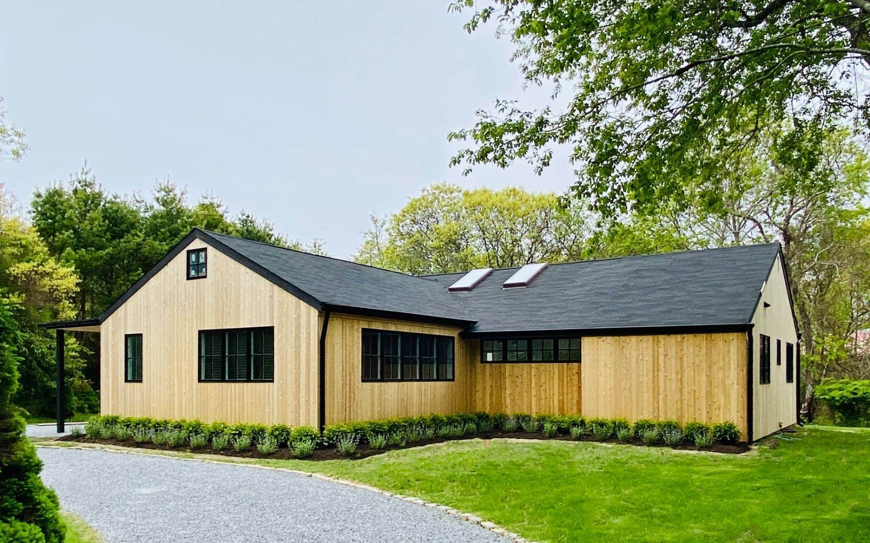 Single Family Home at New Modern Ranch Home For Rent 177 Meadows West, Bridgehampton, NY 11932