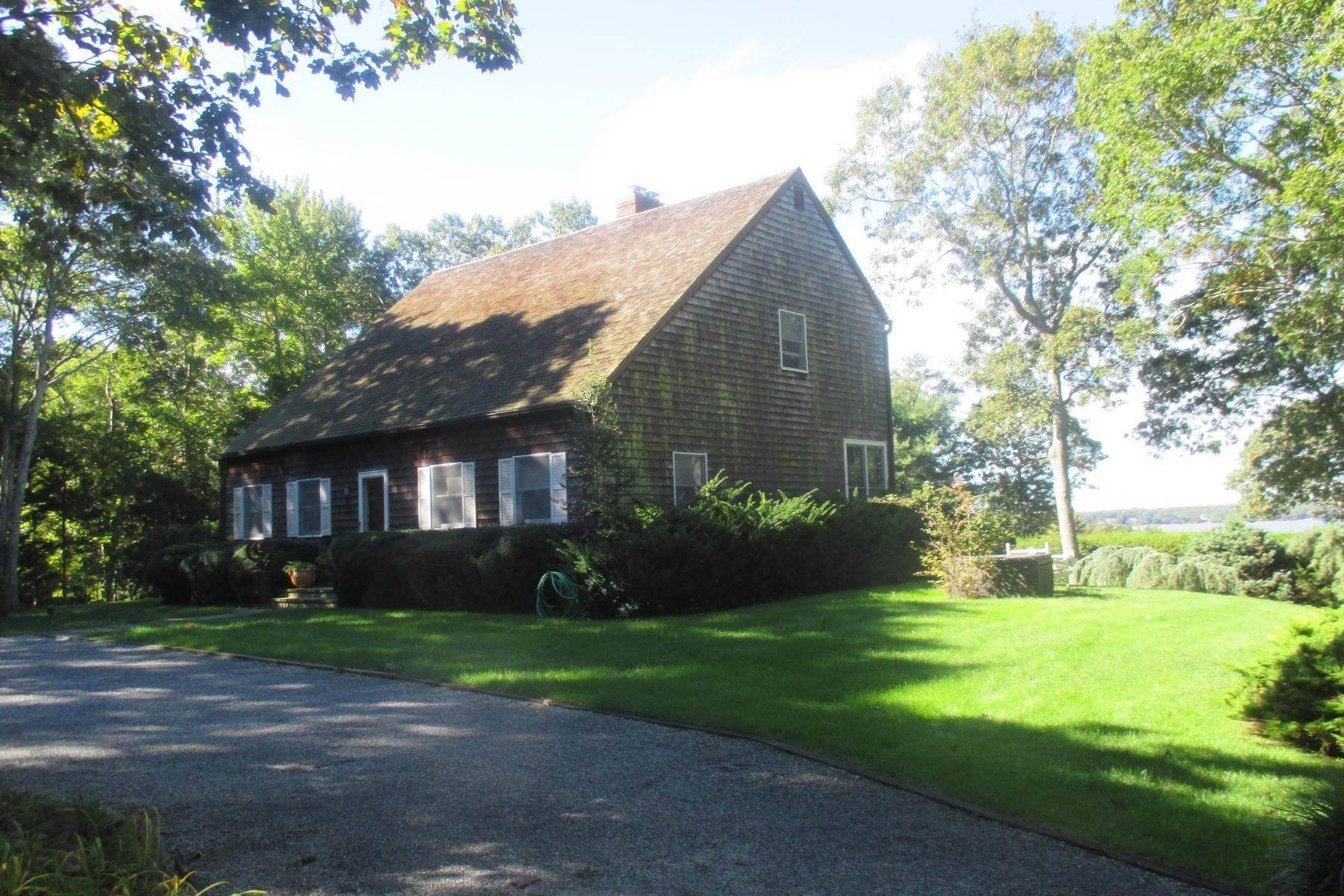 3. Single Family Home at East Hampton Tranquility With Water Views East Hampton, NY 11937