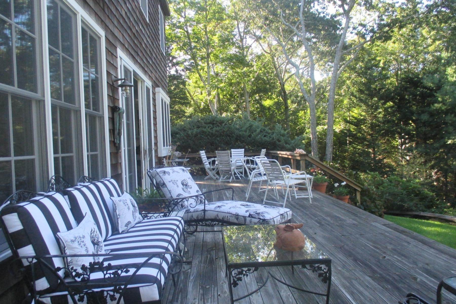 11. Single Family Home at East Hampton Tranquility With Water Views East Hampton, NY 11937