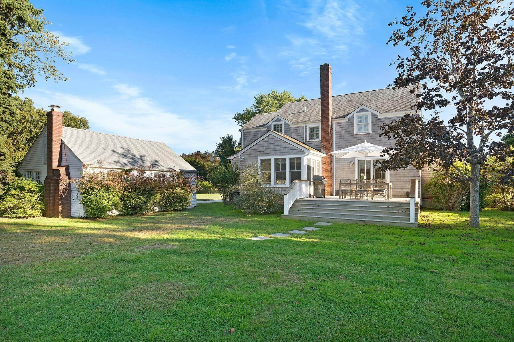 2. Single Family Home at Charming Montclair Colony Farmhouse Shelter Island Heights, NY 11964