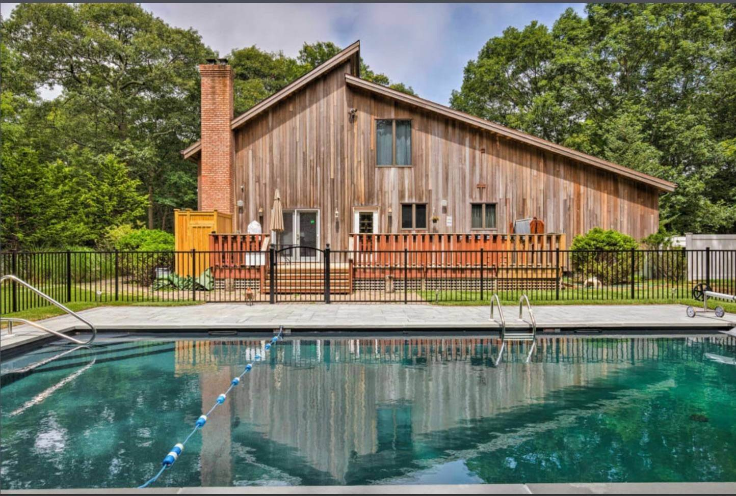 2. Single Family Home at Pristine And Modern Rental With New Heated Pool East Hampton, NY 11937