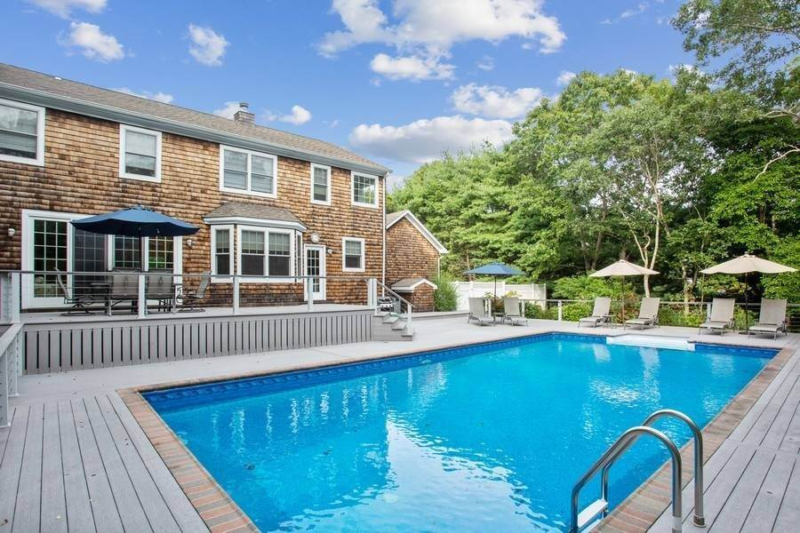 15. Single Family Home at Pretty Post Modern 8 Rivers Road, East Hampton, NY 11937