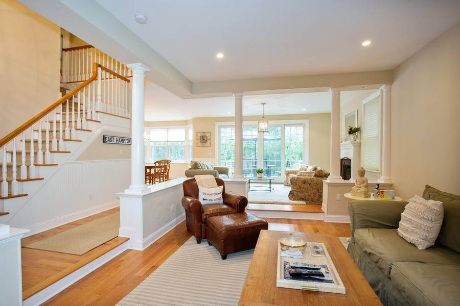 Single Family Home at Pretty Post Modern 8 Rivers Road, East Hampton, NY 11937