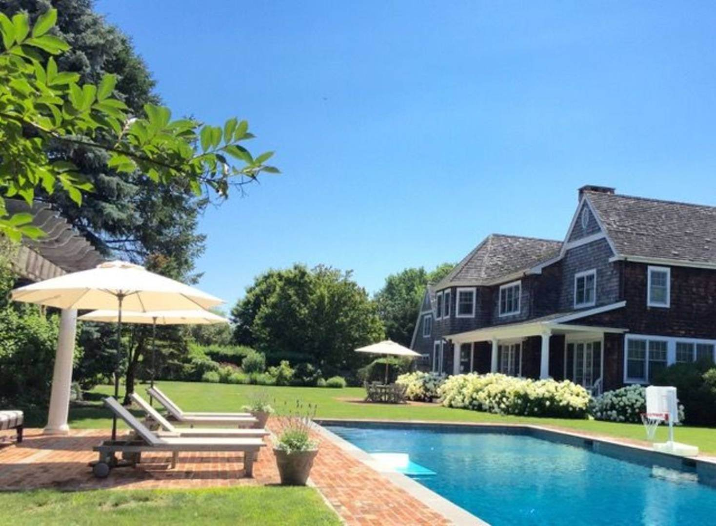 Single Family Home at Crisp And Beautifully Detailed Southampton Village Home Southampton, NY 11968
