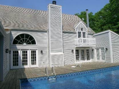 17. Single Family Home at Seclusion In The Bell Estate Amagansett, NY 11930