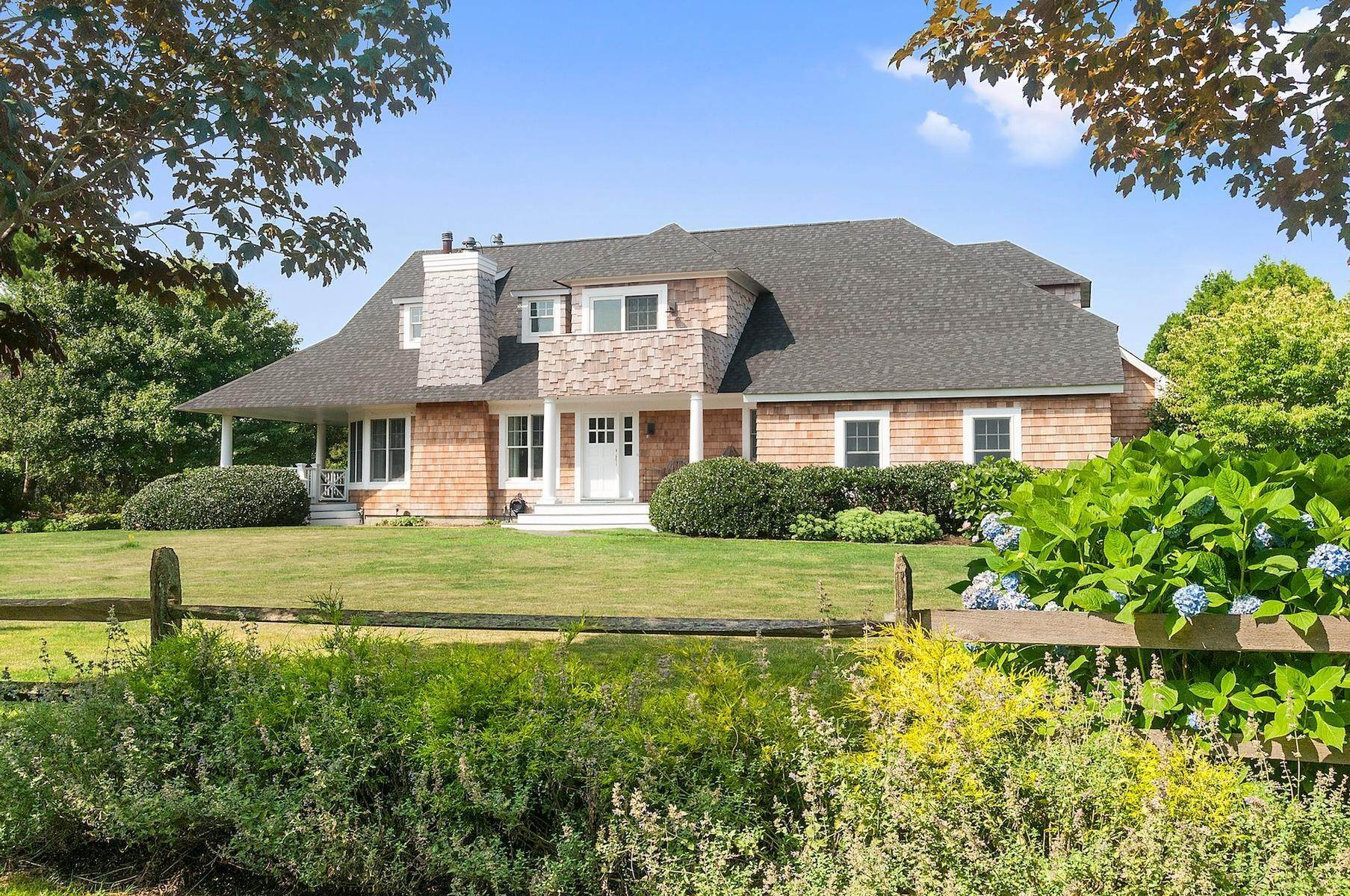 Single Family Home at Sagaponack South - Minutes To The Beach Sagaponack Village, NY 11962
