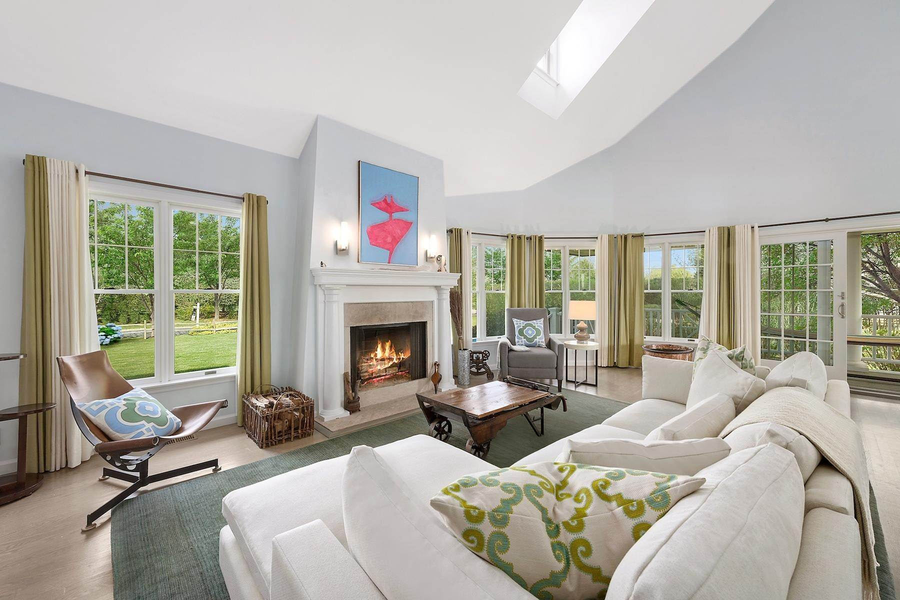 7. Single Family Home at Sagaponack South - Minutes To The Beach Sagaponack Village, NY 11962