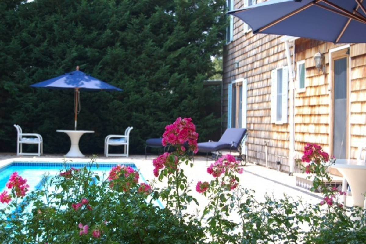 Single Family Home at Lovely Southampton Village Rental With Heated Pool Southampton, NY 11968