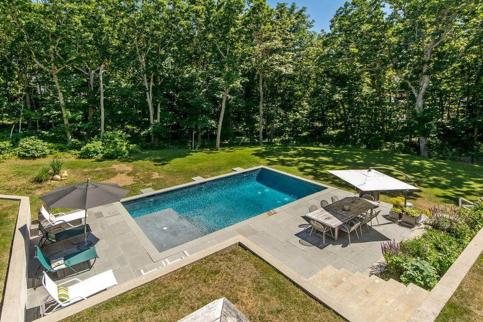 3. Single Family Home at Secluded In Montauk's Hither Woods With Pool Montauk, NY 11954