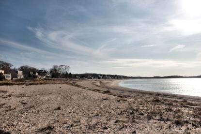 Single Family Home at Peconic Bayfront With Dock Southampton, NY 11968