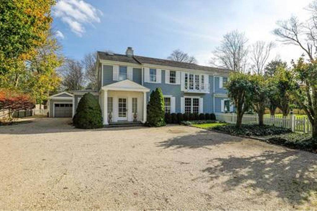 Single Family Home at Estate Section- Close Proximity Ocean And Village Southampton, NY 11968