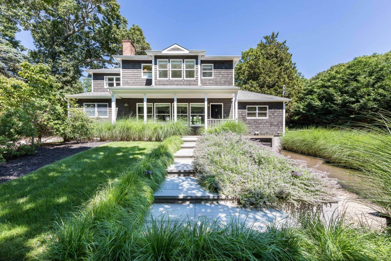 Single Family Home at Newly Renovated In North Haven Sag Harbor, NY 11963