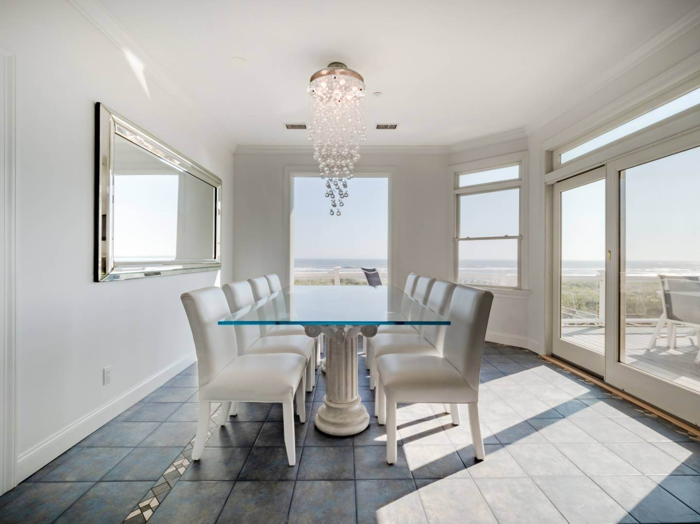 4. Single Family Home at Oceanfront Beach House On Dune Road - Winter Availability Westhampton Dunes Village, NY 11978