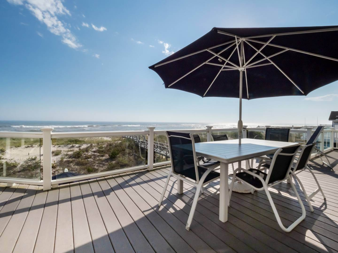 5. Single Family Home at Oceanfront Beach House On Dune Road - Winter Availability Westhampton Dunes Village, NY 11978