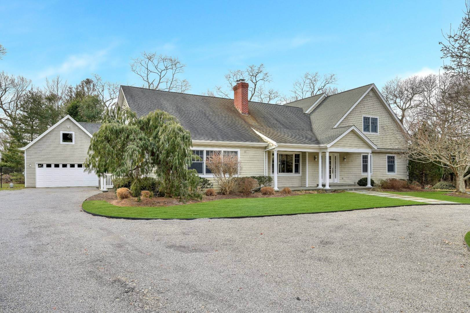 Single Family Home at Westhampton Beach Village Retreat Westhampton Beach Village, NY 11978