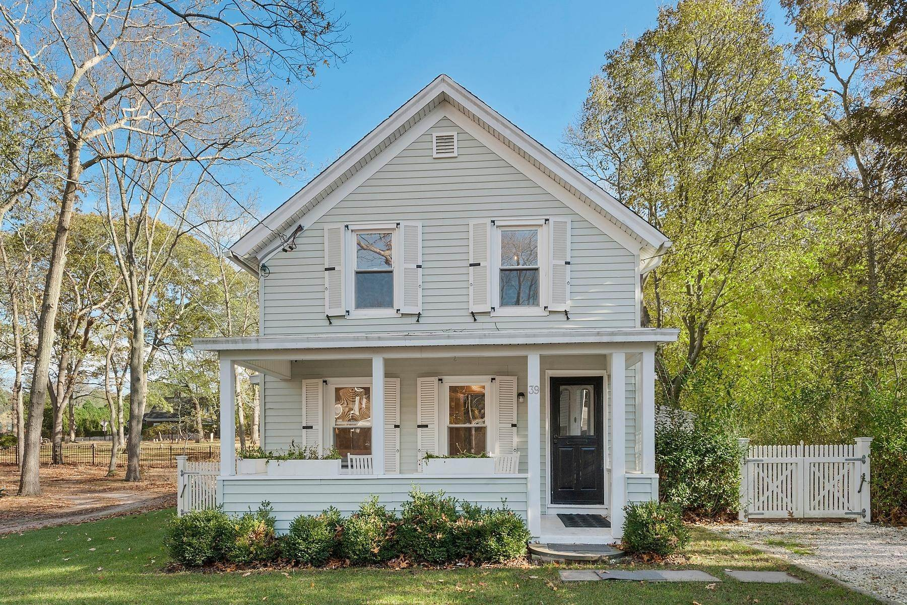 Single Family Home at Historic Home In Sag Harbor Village Sag Harbor, NY 11963