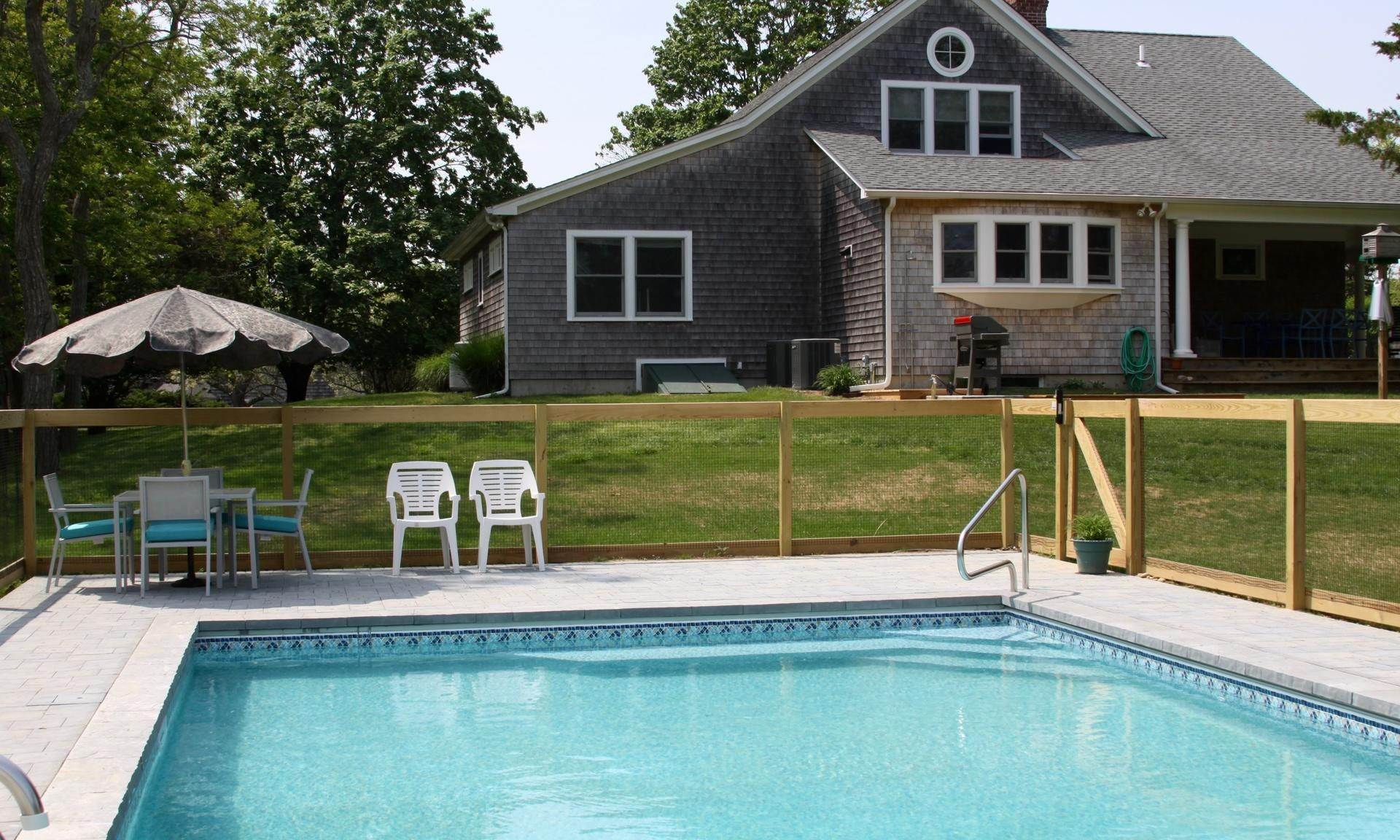 3. Single Family Home at Wades Beach Area Water View Home With Pool NY 11964