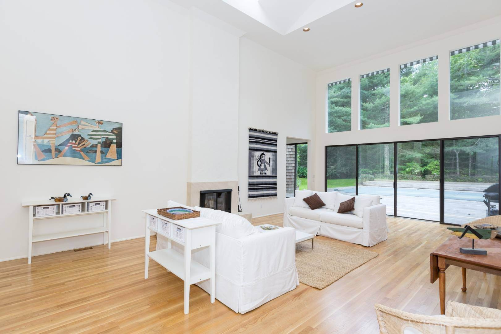 Single Family Home at Very Spacious Secluded Home East Hampton, NY 11937