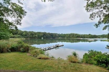 Single Family Home at Waterfront On Fish Cove With Dock Southampton, NY 11968
