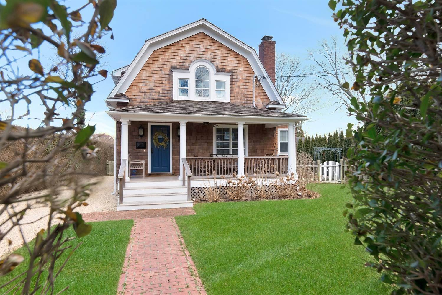 Single Family Home at Beautifully Decorated Village Home With New Pool And Pool House Southampton, NY 11968