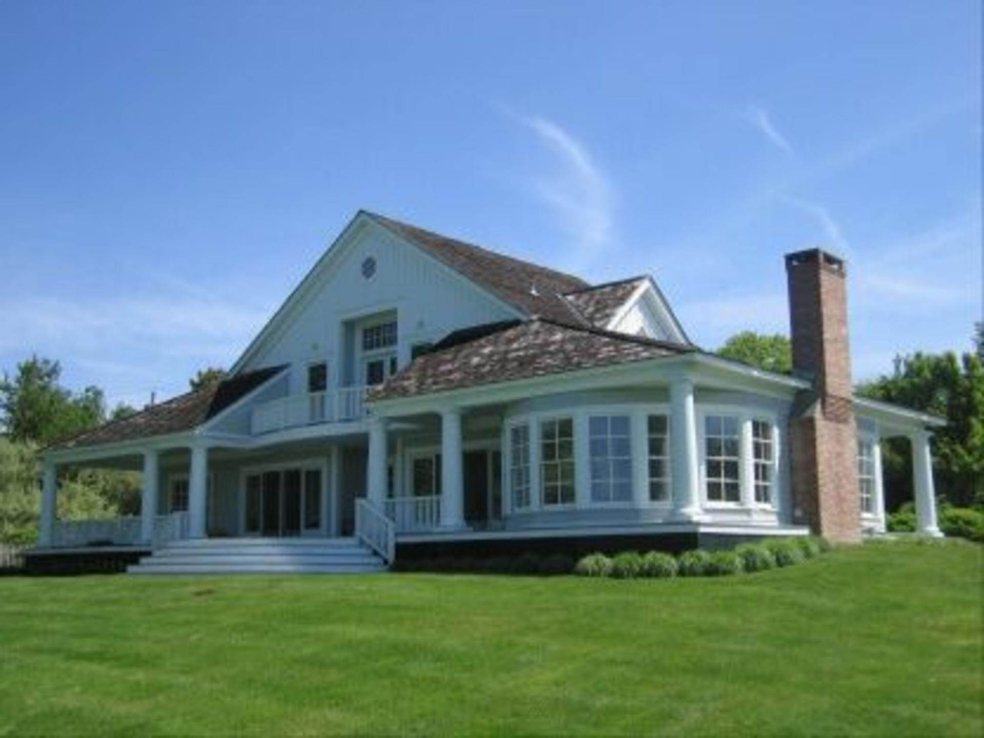 Single Family Home at Peconic Bayfront NY 11964