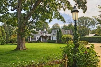 3. Single Family Home at A Village Classic House Steeped In History East Hampton, NY 11937