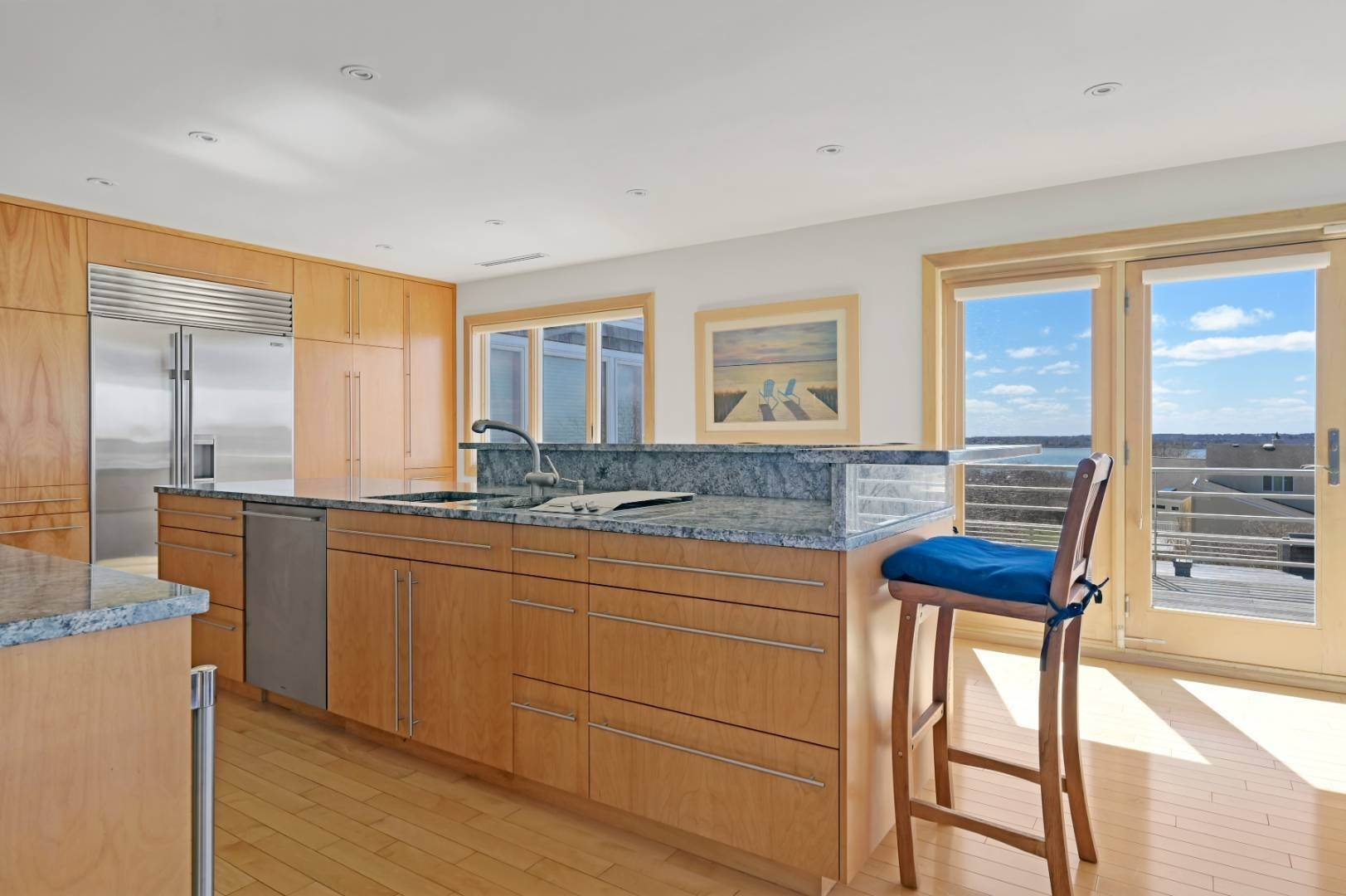 6. Single Family Home at High Atop A Hill With Major Waterviews Montauk, NY 11954