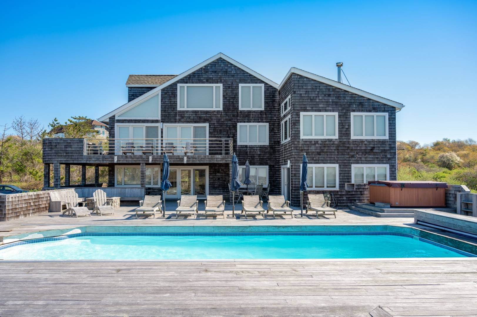 2. Single Family Home at High Atop A Hill With Major Waterviews Montauk, NY 11954