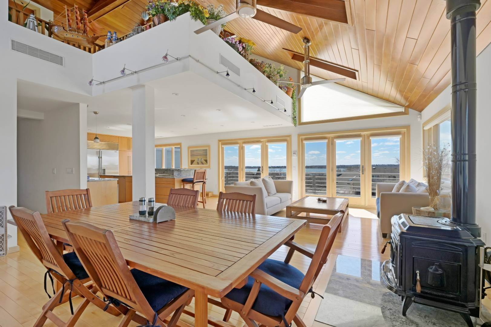 4. Single Family Home at High Atop A Hill With Major Waterviews Montauk, NY 11954