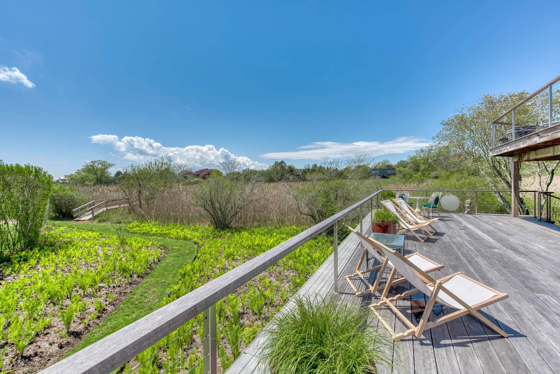 2. Single Family Home at Close To Ocean With A Dock On Sam's Creek Bridgehampton, NY 11932