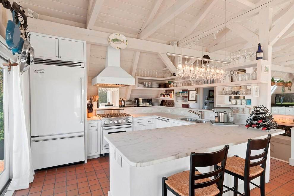 5. Single Family Home at Close To Ocean With A Dock On Sam's Creek Bridgehampton, NY 11932