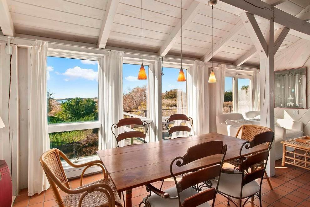 6. Single Family Home at Close To Ocean With A Dock On Sam's Creek Bridgehampton, NY 11932