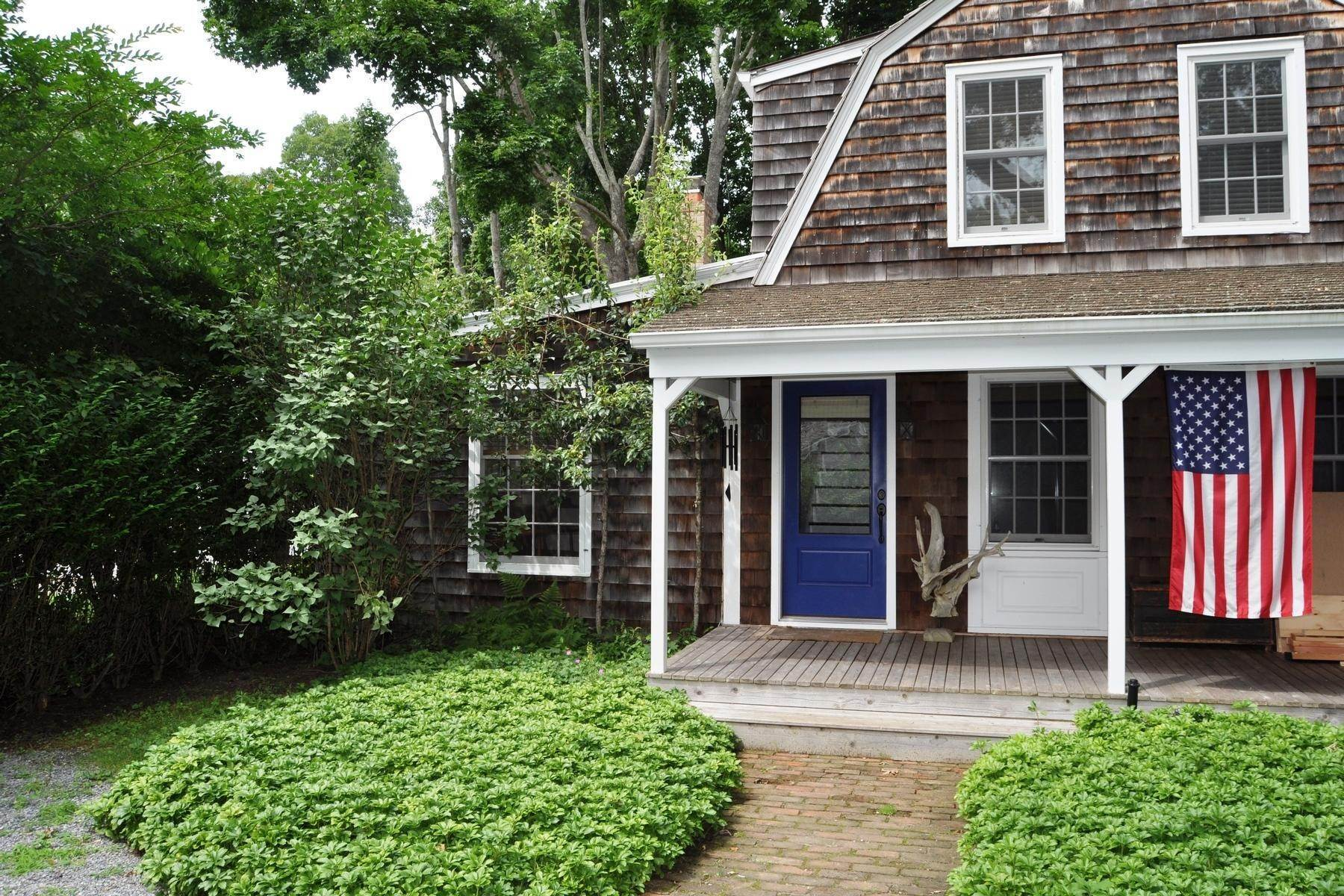 Single Family Home at East Hampton Village Fringe East Hampton, NY 11937