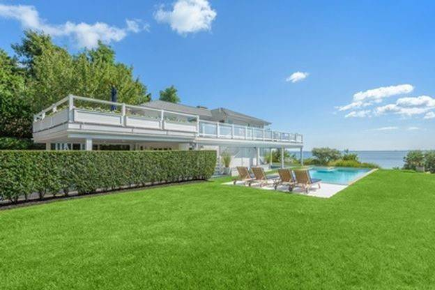 Single Family Home at Waterfront Sunsets 16 Oceanview Drive, Southampton, NY 11968