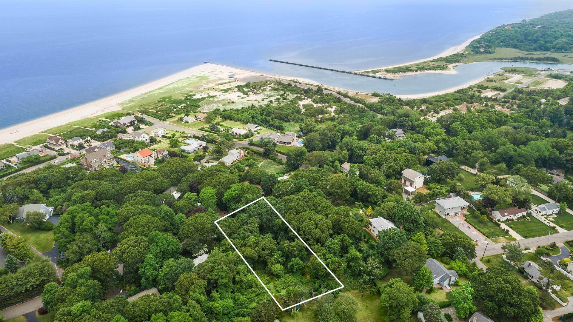Land for Sale at Perfectly Private Parcel, In Mattituck 1000 Summit Drive, Mattituck, NY 11952