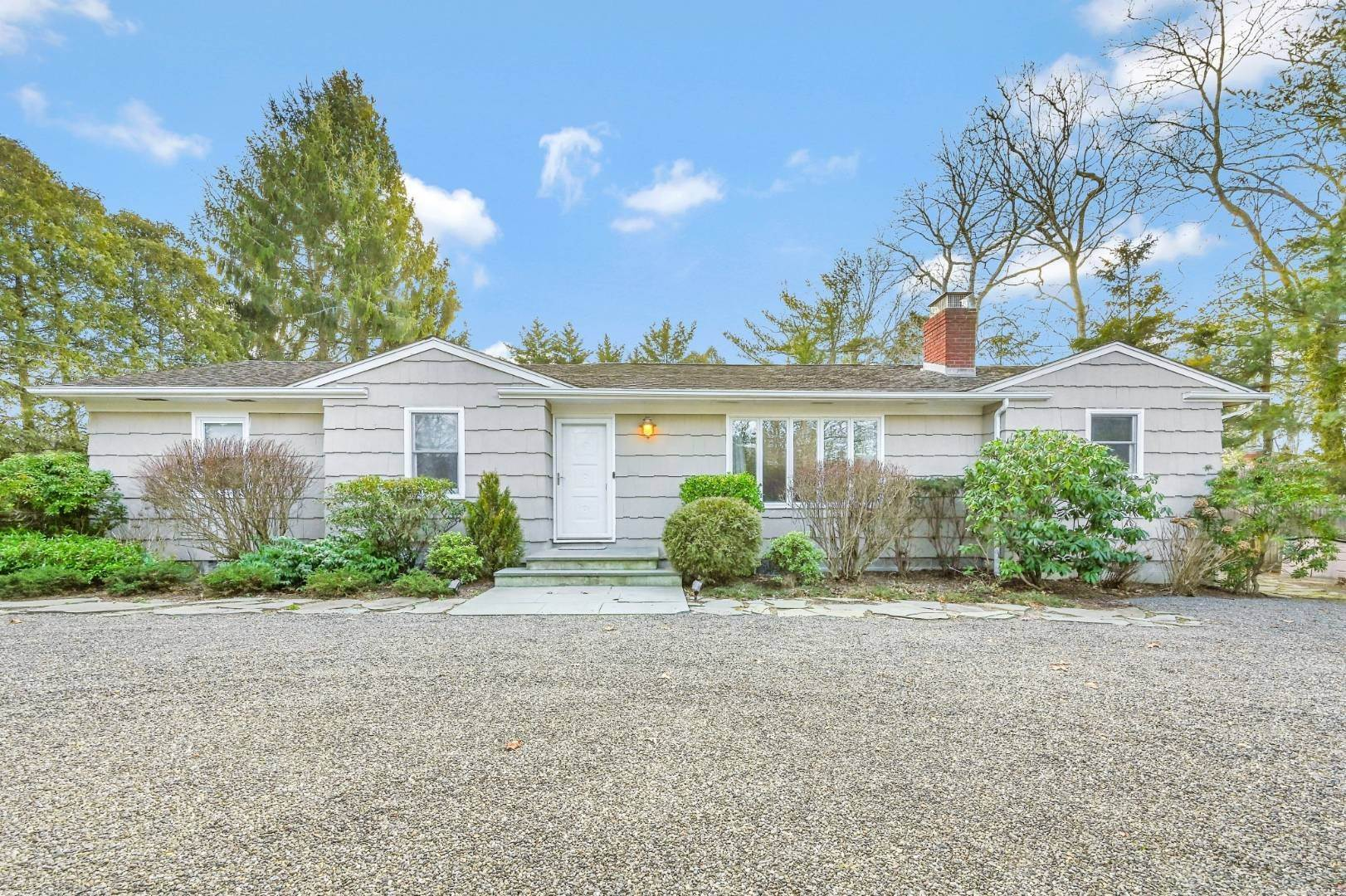 Single Family Home for Sale at Charming Ranch South Of The Highway 3 Row Off Baycrest Avenue, Westhampton, NY 11977