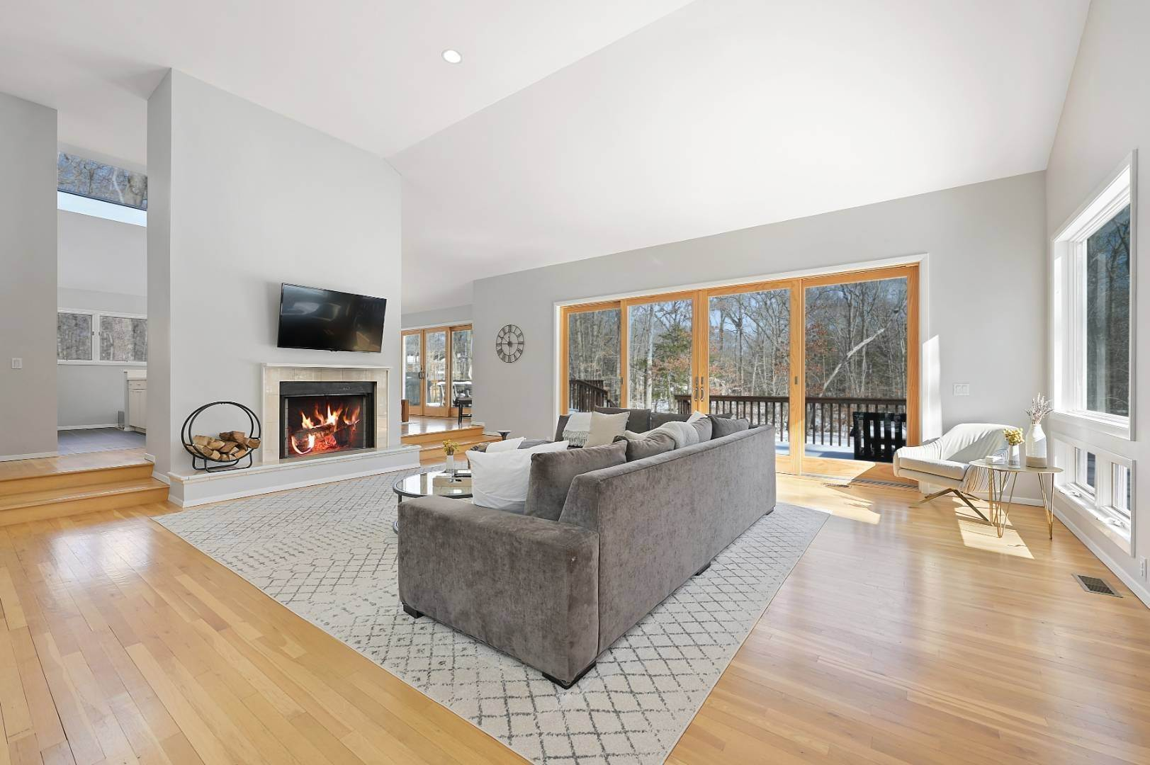 Single Family Home for Sale at Contemporary Retreat In Amagansett North 61 Alberts Landing Road, Amagansett, NY 11930