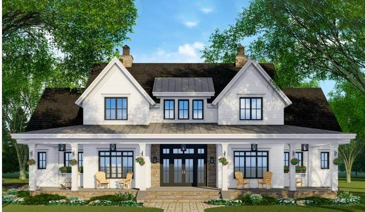 Single Family Home for Sale at Westhampton, NY 11977