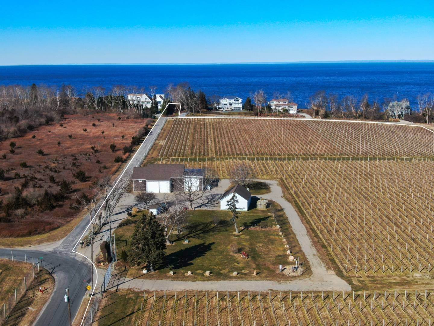 Land for Sale at Tuscany On The North Fork - Vineyard 8850 Bridge Lane, Cutchogue, NY 11935