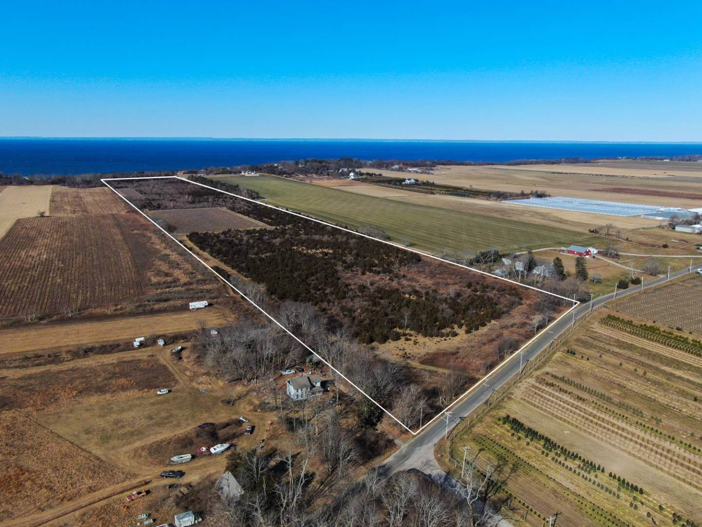 Land for Sale at Endless Possibilites 405 Oregon Road, Mattituck, NY 11952