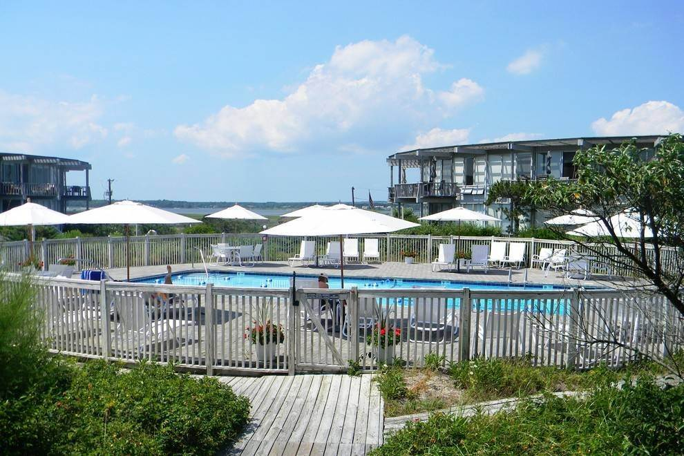 Co-op Properties for Sale at Dune Road Co-Op With Ocean Beach, Heated Pool And Bay Views! 101 Dune Rd, A-10, East Quogue, NY 11942