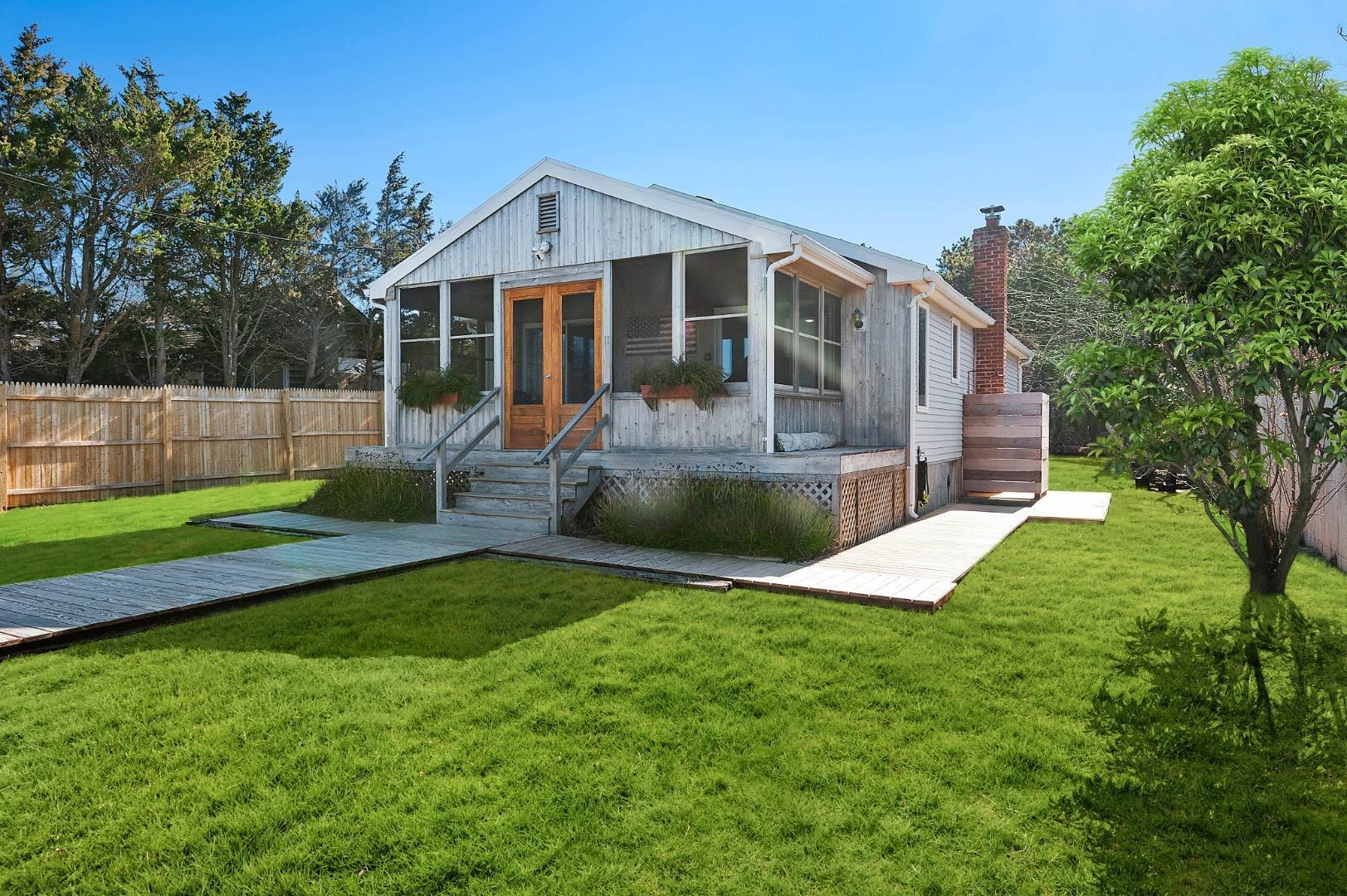 Single Family Home for Sale at Newly Updated Amagansett Beach Cottage 241 Shore Road, Napeague, NY 11930